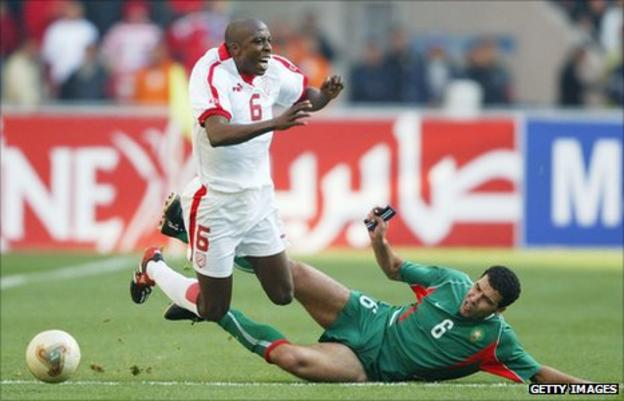 2004 Africa Cup of Nations final