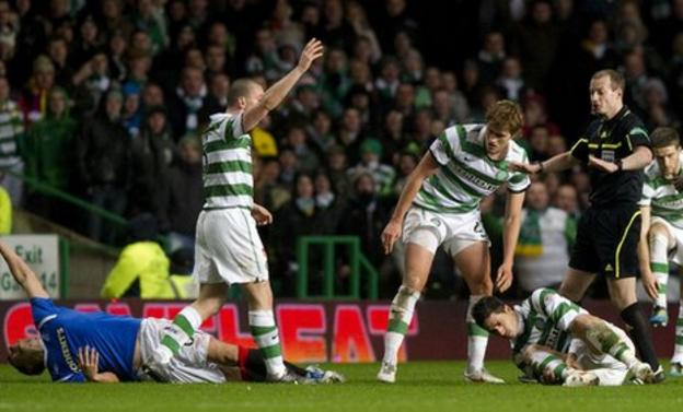 Beram Kayal (right, grounded) will miss the rest of the season
