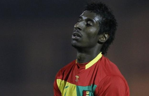 Guinea and Genoa's Kevin Constant
