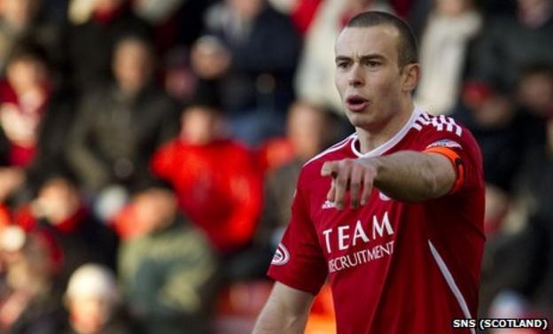 Andrew Considine is the new Aberdeen skipper