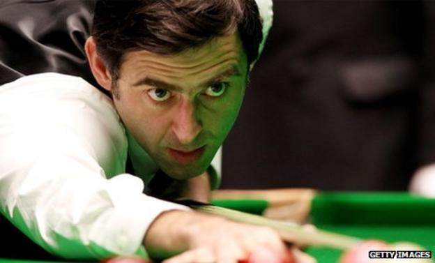 Ronnie O'Sullivan former world number one