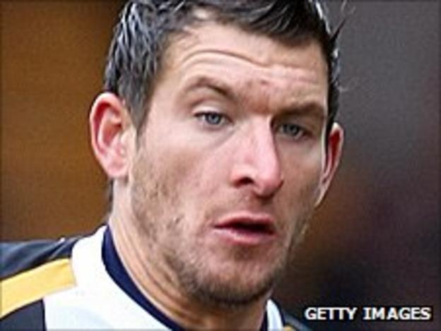 Port Vale winger Lewis Haldane