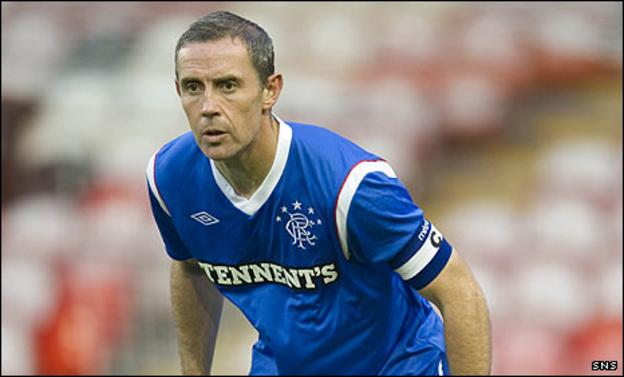 David Weir made 229 appearances for Rangers