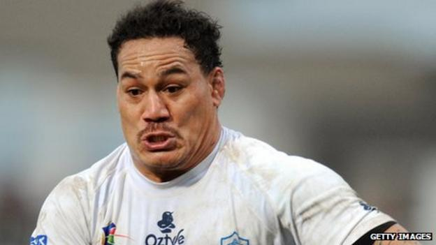 Former New Zealand international Chris Masoe