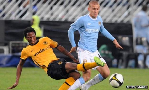 Former Chelsea defender Jeffrey Ntuka