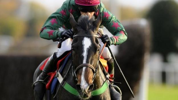 Somersby was beaten by Master Minded in the 2011 race