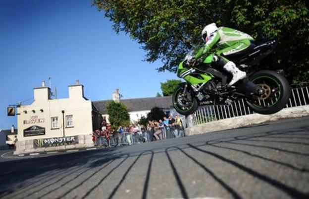 James Hillier, Isle of Man TT