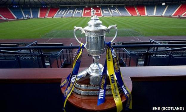 Next season's Scottish Cup final will be played on a Sunday