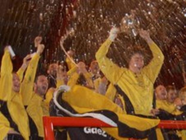 St Paul's Wheway win in 2010