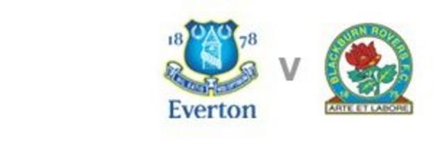 Everton v Blackburn