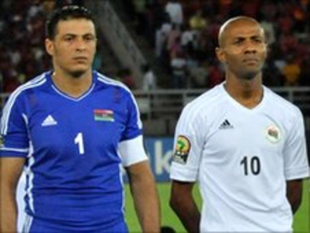 Samir Aboud (left) and Ahmed Sa'ad Osman