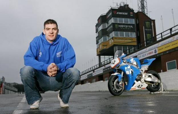 Isle of Man TT 2012: Jimmy Storrar