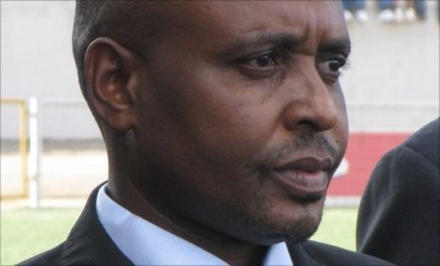 Zifa Chief Executive Jonathan Mashingaidze
