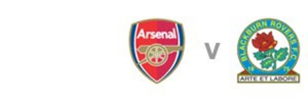 Arsenal v Blackburn