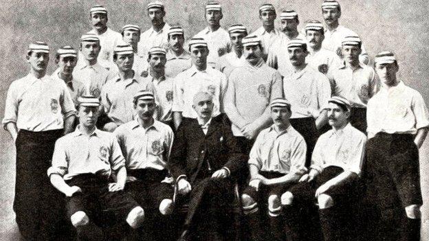 The Corinthians football team