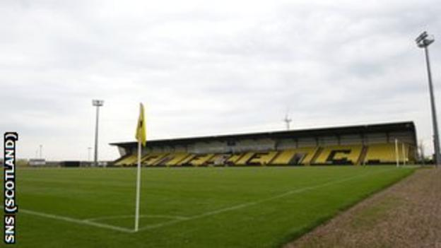 East Fife's Bayview Stadium