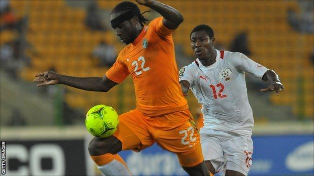 Ivory Coast defender Sol Bamba favours his coach's tactics in this year's tournament