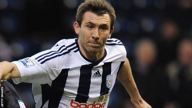 West Brom's home form a major concern - Gareth McAuley