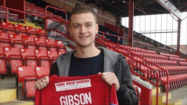 Ben Gibson