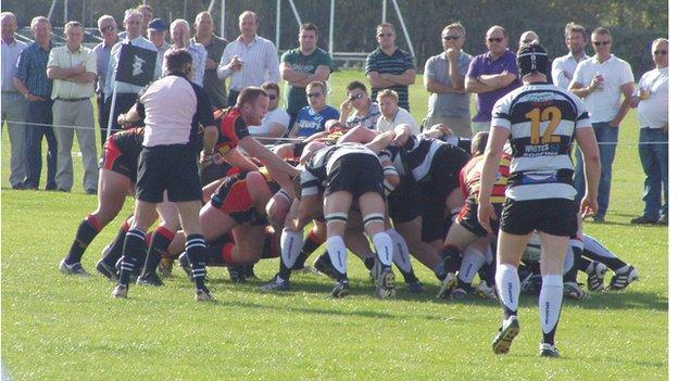 Luctonians Rugby Club