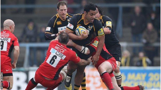 Wasps have entered advanced talks over a sale with four parties