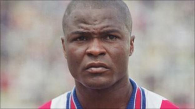 Former Liberia captain Joe Nagbe