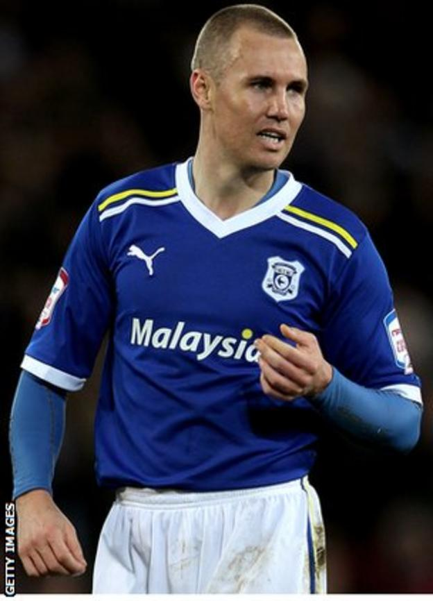 Kenny Miller,Cardiff City