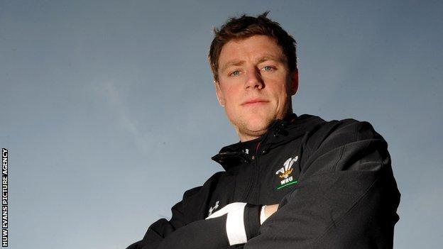 Rhys Priestland has won 13 caps dince his debut in 2011