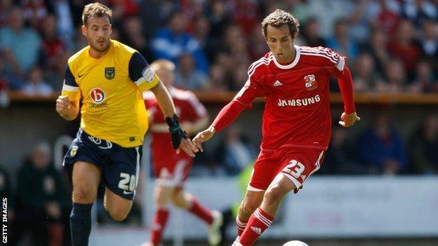 Swindon vs Oxford