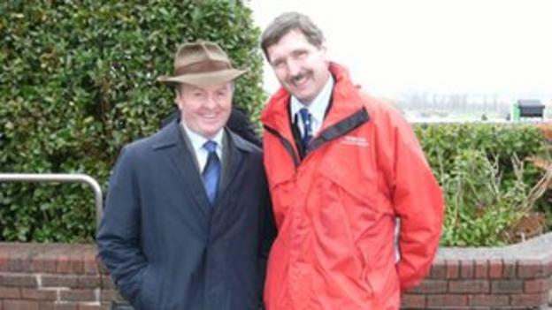 Colin Onens and Jonjo O'Neill