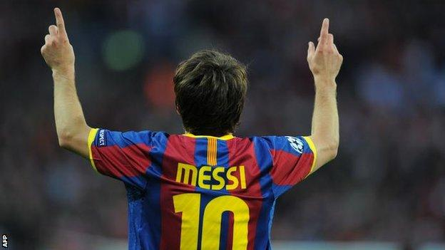 Is Lionel Messi the greatest ever player?