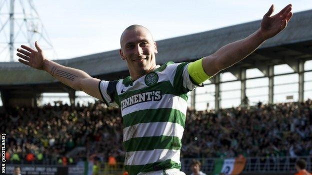 Celtic defeated Dundee United
