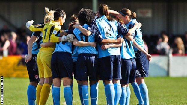 Lincoln Ladies FC