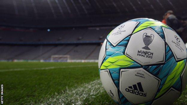 Televised domestic matches are not permitted to clash with European ties