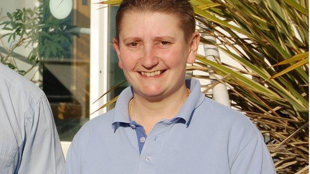 Alison Merrien