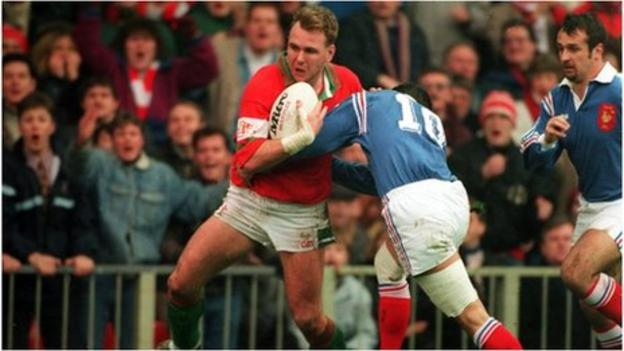 Six nations scrum v classics wales v france 1994 bbc sport - English rugby union league tables ...