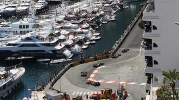 Monaco shortcut