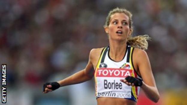 Olivia Borlée