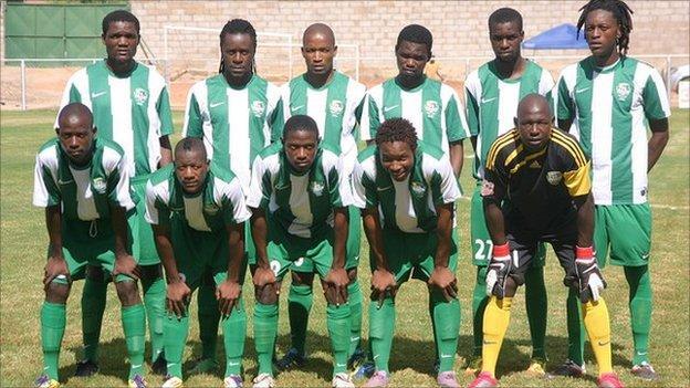 FC Platinum of Zimbabwe