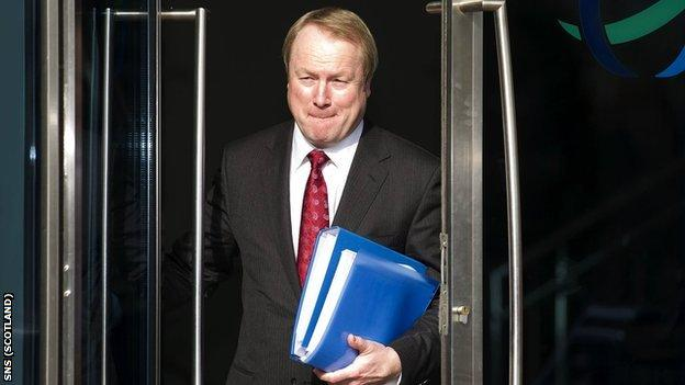 Johnston thinks the doors of change have opened for the SPL