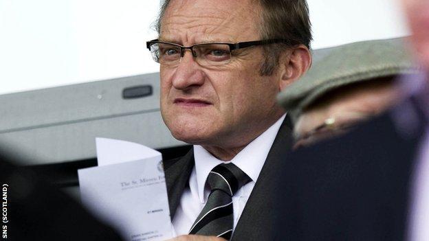 McGeoch said last week he was still hopeful of a successful takeover bid