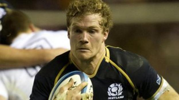 Rennie was a nominee for the Six Nations player of the championship this year