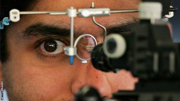 Abhinav Bindra, India's Olympic shooting gold medallist