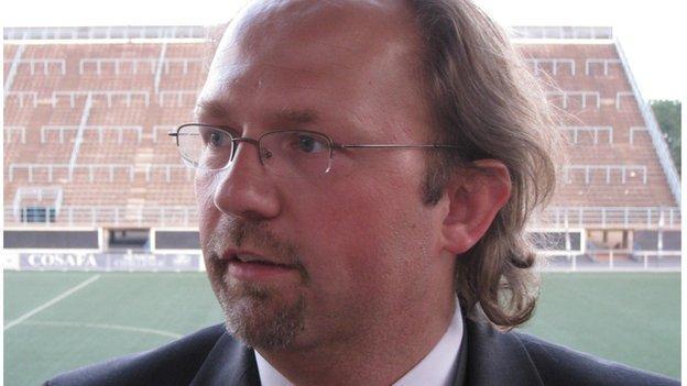 Belgian Tom Saintfiet