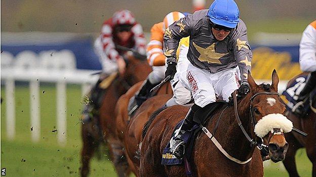Brae Hill, ridden by Tony Hamilton