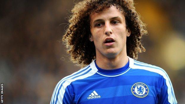 Chelsea's David Luiz