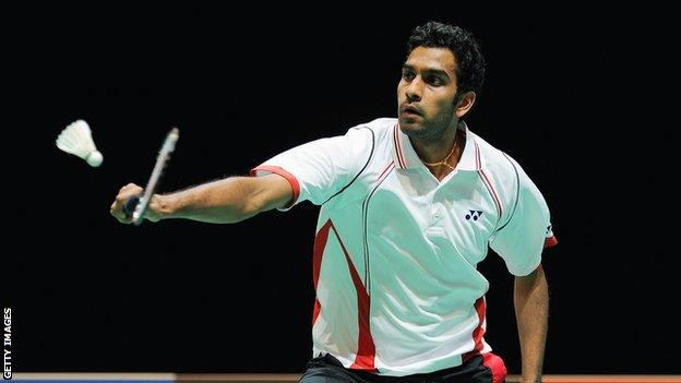 Rajiv Ouseph secured the men's title in 54 minutes