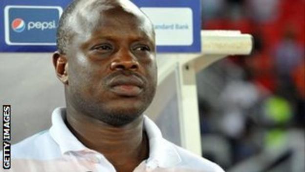Former Senegal coach Amara Traore
