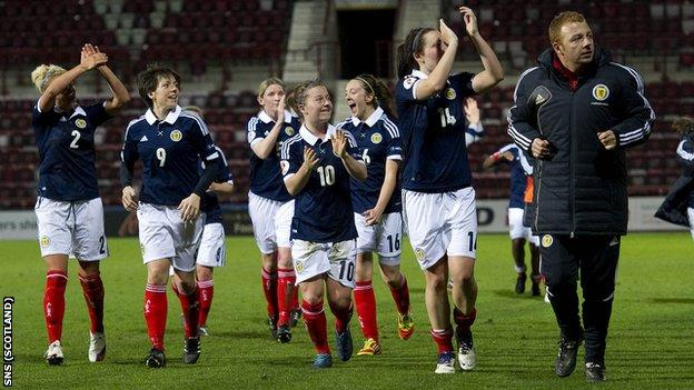 Scotland beat Republic of Ireland 2-1 at Tynecastle