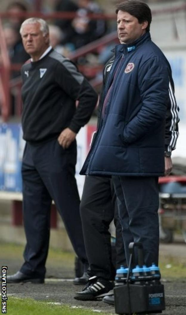 Jefferies could not get the better of the man who succeeded him, Paulo Sergio